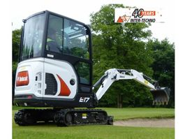 mini digger crawler Bobcat E17 2020