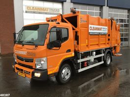 garbage truck Fuso Canter 9C18 Geesink 7m3 2020