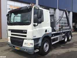 container truck DAF FAS 85 CF 410 2013