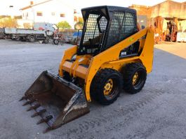skid steer wheeled loader Bobcat S130 2008