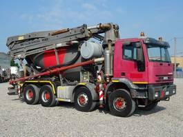 concrete pump truck Iveco EUROTRAKKER  410E44