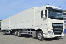promotional truck DAF XF 480 SC Schwenkwand Lenkachse LBW Retarder 2020