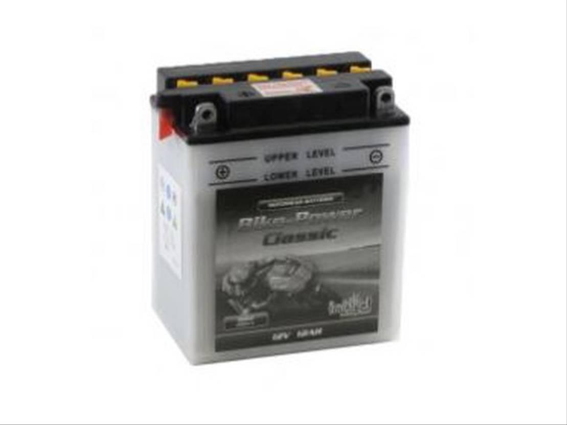 accu motorcycle part Diversen Batterij 12V 12AH (c20) 120A (EN) 51211