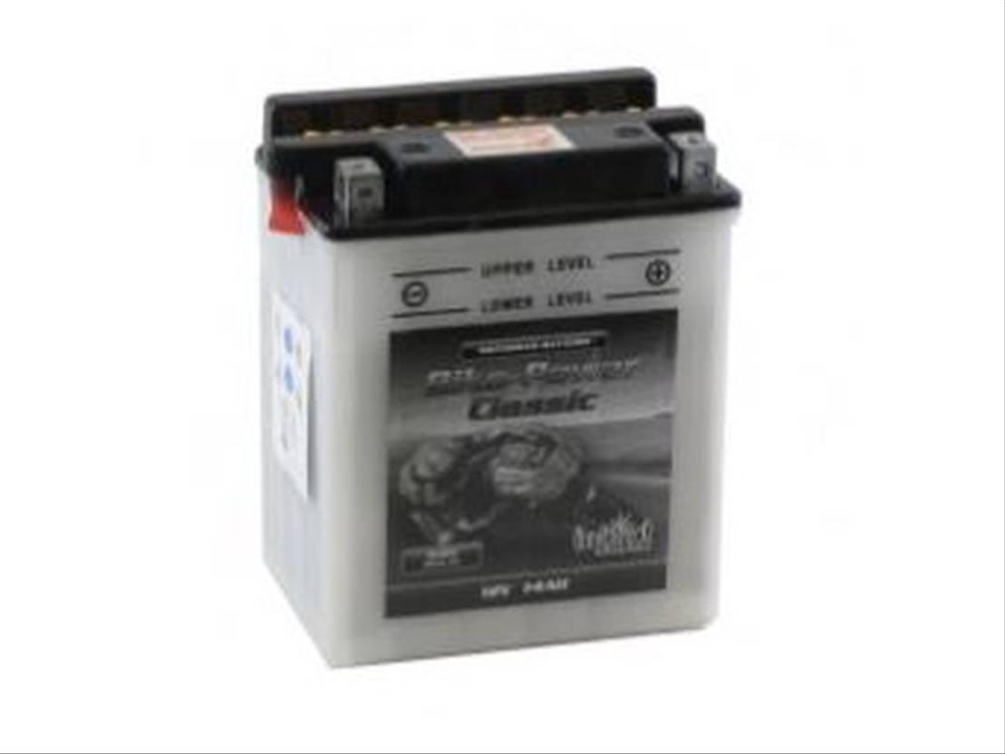 accu motorcycle part Diversen Batterij 12V 12AH (c20) 140A (EN) 51411