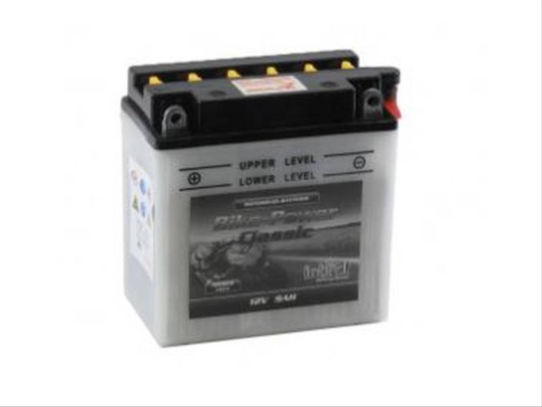 accu motorcycle part Diversen Batterij 12V 9AH (c20) 80A (EN) 50914