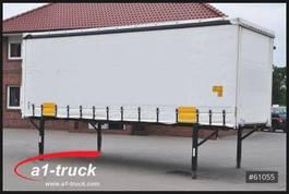 Pritsche / Plane Wechselbrücke Container Kögel ENCO 74, 7,45, Code XL, VDI 2700, BDF 2015