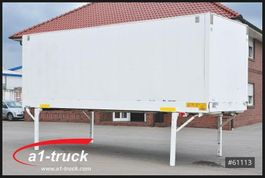 Wechselbrücke Box-Container Krone WB Koffer 7,45, Doppelstock, Code XL 2011
