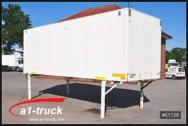 Wechselbrücke Box-Container Krone WB Koffer 7,45, Doppelstock, Code XL 2012