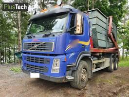 container truck Volvo FM12 2004