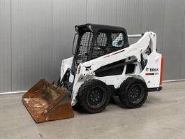 skid steer wheeled loader Bobcat S 530 2015