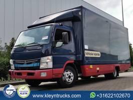 closed box truck > 7.5 t Mitsubishi 7C15 HYBRIDE hybrid 2013