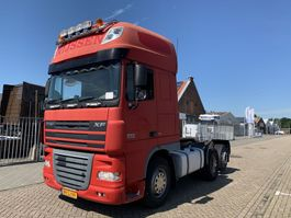 cab over engine DAF XF 105 510 6x2 Manual Gearbox 2008