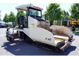 crawler asphalt paver Atlas Copco DYNAPAC F6C , work width 3,4m , 300t/h , hopper 4,7m3 , GOOD CON 2014