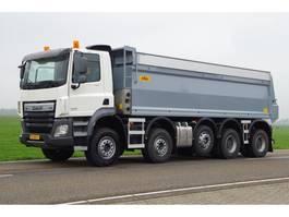 tipper truck > 7.5 t DAF CF 460 WSG 10X4 2017