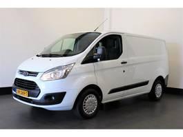closed lcv Ford Transit Custom 270 2.2 TDCI - Airco - Cruise - Navi - € 7.950,- Ex. 2014