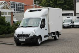 refrigerated closed box lcv Renault Master 125 dci/Carrier Xarios -20/Tiefkühl/FRC 2013