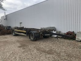 container chassis trailer Diversen AJK 1997