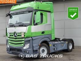 тягач для перевозки опасных материалов Mercedes Benz Actros 1845 LS 4X2 Retarder Standklima ADR ACC BigSpace Euro 6 2015