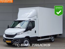 closed box lcv < 7.5 t Iveco Daily 35S18 3.0 180PK Bakwagen Laadklep Zijdeur Airco Cruise Nieuw!! Eur... 2020