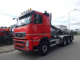 camião de contentores Volvo FH 460 8X4 TRIDEM EURO 5 + HAAKSYSTEEM !! 2011