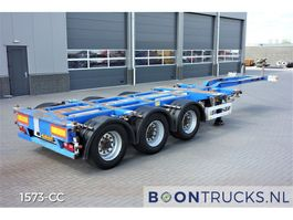 container chassis semi trailer Pacton T3-010   20-30-40-45ft HC * MULTICHASSIS 2008