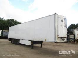 refrigerated semi trailer Schmitz Cargobull Diepvriesopbouw Multitemp Dubbeldeks Hydr. laadklep 2014