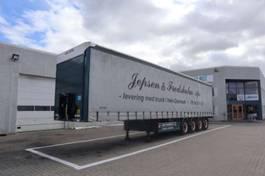sliding curtain semi trailer Kel-Berg Truckbeslag 2016