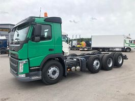 container truck Volvo FM 500 8x2/4 2020