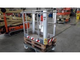 articulated boom lift wheeled JLG X 20 J Plus MANBASKET 2020
