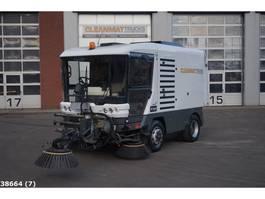 Road sweeper truck Ravo 580 EURO 5 2012