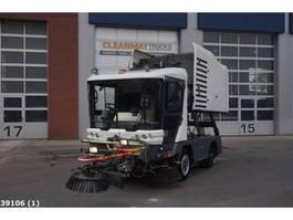 Road sweeper truck Ravo 530 CD Euro 5 met 3-de borstel 2011