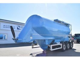 feed semi trailer Feldbinder EUT 35.3 Cement Silo / Leasing 2011