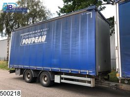 sliding curtain trailer Samro Middenas Mega , Jumbo, Disc brakes 2006
