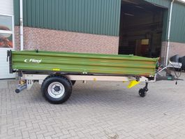 other full trailers Fliegl kipper edk 50