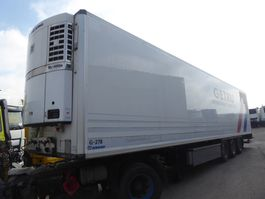 refrigerated semi trailer Krone SD 2008