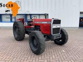 farm tractor Massey Ferguson MF 365 4x4 WD 1985