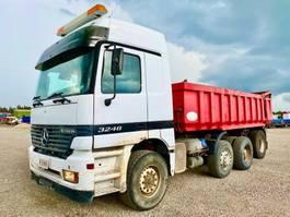 tipper truck > 7.5 t Mercedes-Benz Actros 3248 8X2 4500 2000