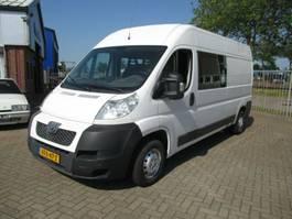 closed box lcv < 7.5 t Peugeot Boxer 2.2HDI 6-Sitzer LKW Klima Netto €6750,=