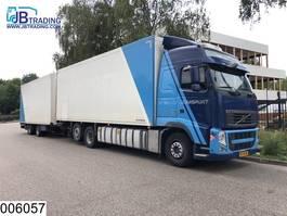 refrigerated trailer Jumbo Middenas Truck (2011) EURO 5, 6x2, Frigoblock, Standairco, Airco, Frigo ... 2000