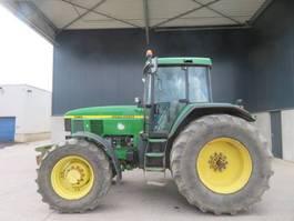 farm tractor John Deere 7810 1999