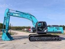 crawler excavator Kobelco SK350 LC-3 Unused 3 units! 2018
