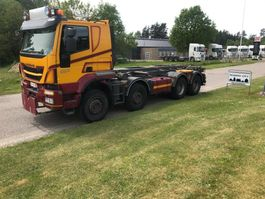 container truck Iveco Trakker MTGC 4 500HK 2016