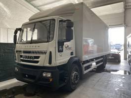 camión de caja cerrada > 7.5 t Iveco EUROCARGO 19EL28 EEV VERSNELLINGSBAKPROBLEEM 2014