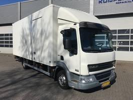 camión de caja cerrada > 7.5 t DAF LF 45.160 / Box / Loadlift 1500 KG / Manual 2012