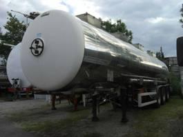 tank semi trailer semi trailer Magyar SR34BD / ADR / ALKOHOL