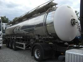tank semi trailer semi trailer Magyar S34EBD / ADR / ALKOHOL