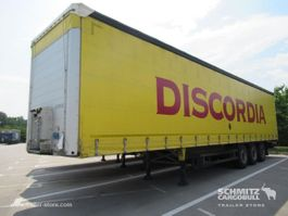 sliding curtain semi trailer Schmitz Cargobull Schuifzeil Standard 2017