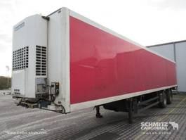 refrigerated semi trailer Schmitz Cargobull Vries Standard Hydr. laadklep 2007