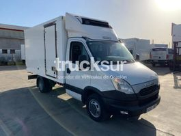 refrigerated closed box lcv Iveco 35 C15 2014