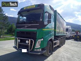 container truck Volvo FH540 2015